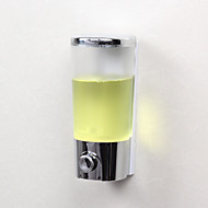 Soap Dispenser New Design / Cool Contemporary Stainless Steel / Iron 1pc Wall Mounted