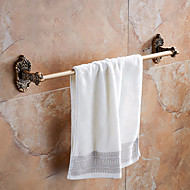 Χαμηλού Κόστους Σειρά μπάνιο-Κρεμάστρα Νεό Σχέδιο / Απίθανο Μοντέρνα Ορείχαλκος 1pc 1-πετσέτα μπαρ Επιτοίχιες