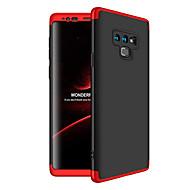 billiga Mobil cases & Skärmskydd-fodral Till Samsung Galaxy Note 9 Stötsäker Skal Enfärgad Hårt PC för Note 9 / Note 8