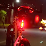 LED Lumini de Bicicletă Set de iluminat bicicletă reîncărcabilă Iluminat Bicicletă Față Iluminat Bicicletă Spate Ciclism Rezistent la apă Portabil Eliberare rapidă 1000 lm Putere reîncărcabilă Alb