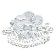 tanie Narzędzia Cookie-Narzędzia do pieczenia Plastik Wielofunkcyjny / Śłodkie / Kreskówka 3D Tort / Ciastko / Wielofunkcyjne Formy do Ciastek 33