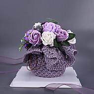 billige Kunstig Blomst-Kunstige blomster 1 Afdeling Klassisk / Enkel Stilfuld / Moderne Roser Bordblomst