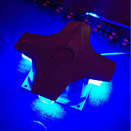tanie Naświetlacze-brelong led ściana zewnętrzna widok krzyż gwiazda światło 1 szt