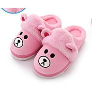 Χαμηλού Κόστους Παιδικά Slipper-Αγορίστικα / Κοριτσίστικα Παπούτσια Βαμβάκι Χειμώνας Ανατομικό Παντόφλες & flip-flops για Παιδιά Γκρίζο / Ροζ / Κάμελ