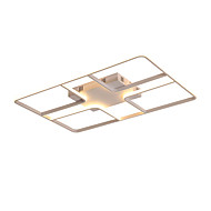 billiga Belysning-ZHISHU geometriska Takmonterad Glödande Målad Finishes Metall Kreativ 110-120V / 220-240V Varmt vit / Vit