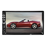 cheap Automotive-7018 7 inch 2 DIN Windows CE 6.0 In-Dash Car DVD Player for Universal Support AVI / MPG / PMP MP3 / WMA / WAV / TF Card / Car MP4 Player / Car MP5 Player