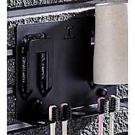 Χαμηλού Κόστους Προϊόντα μπάνιου-Θήκη για οδοντόβουρτσα Δημιουργικό Μοντέρνα Ανοξείδωτο Ατσάλι 1pc - Μπάνιο / Ξενοδοχείο μπάνιο Μονό Επιτοίχιες