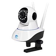 billige Innendørs IP Nettverkskameraer-jooan® trådløs ip-kamera hjemmeovervåkning sikkerhetskamera e-postvarsel bevegelsesdeteksjon kjæledyr monitor fjernkontroll støtte 128 gb