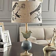 billige Lamper-Original Dekorativ Gulvlampe Til Soverom Harpiks 220-240V
