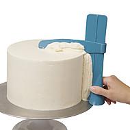 baratos Utensílios de Decoração-Ferramentas bakeware Plástico Gadget de Cozinha Criativa Bolo / Para utensílios de cozinha Cozimento & pastelaria Espátulas 1pç