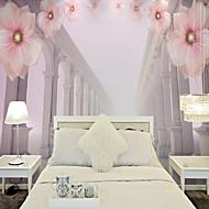 fond d'écran / Mural Toile Revêtement - adhésif requis Décoration artistique / Motif / 3D