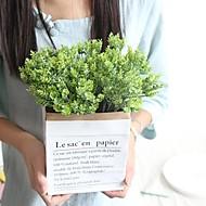 billige Kunstig Blomst-Kunstige blomster 1 Afdeling Klassisk / Enkel Stilfuld / pastorale stil Planter Bordblomst