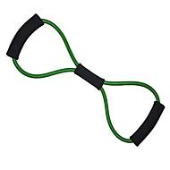 tanie Sprzęt i akcesoria fitness-Taśmy oporowe Z 1 pcs Mieszanka Trening oporowy Dla Unisex Joga / Fitness / Trening Część ciała