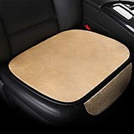 cheap New Arrivals in March-ODEER Car Seat Cushions Seat Cushions Beige synthetic fibre Common For universal All years All Models