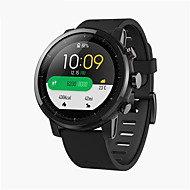"cheap Back to School Sale-Xiaomi Huami Amazfit 2 Smartwatch GPS Heart Rate Monitor 512MB/4GB Waterproof 1.34"" 2.5D Screen Sports Watch Global Version"
