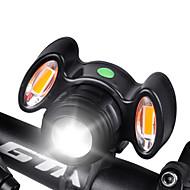 billige Sykkellykter og reflekser-Frontlys til sykkel LED Sykkellykter Sykling Vanntett, Enkel å bære, Fort Frigjøring Oppladbart Batteri 1000 lm Oppladbart Batteri Sykling - YBKCP