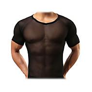 Herrn Super Sexy Solide - Unterhemden 1box