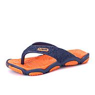 Χαμηλού Κόστους Ανδρικά Παπούτσια-Ανδρικά Παπούτσια άνεσης EVA Καλοκαίρι Καθημερινό Παντόφλες & flip-flops Αναπνέει Φούξια / Πράσινο / Πορτοκαλ & Μαύρο