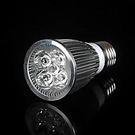 billige Spotlys med LED-5pcs 5 W GU10 / GU5.3 / E26 / E27 LED-spotpærer 5 LED perler Høyeffekts-LED Lilla 85-265 V / 5 stk. / RoHs