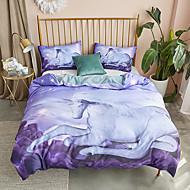 cheap Home Textiles New Arrivals-Duvet Cover Sets Cartoon Polyster Printed 3 PieceBedding Sets
