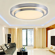 cheap Ceiling Lights-Flush Mount Lights Downlight Electroplated PVC Acrylic Mini Style, LED 90-240V / 110-120V / 220-240V Warm White / White
