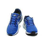 Heren Comfort schoenen Elastische stof Lente & Herfst Sportschoenen Fitness & Crosstraining Ademend Zwart en Zilver / Blauw / zwart / wit / Sportief