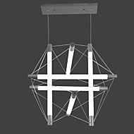 billige Takbelysning og vifter-ZHISHU geometriske / Originale Lysekroner Omgivelseslys Malte Finishes Metall Kreativ, Nytt Design 110-120V / 220-240V Varm Hvit / Hvit
