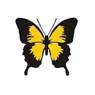 Jaune / Rose dragée Autocollant pour auto Dessin Animé / Sportif / Le style mignon Autocollants de porte / Autocollants de queue de voiture Animal / Bande dessinée Autocollants