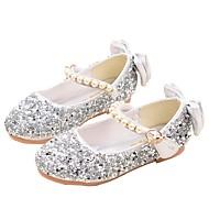 Djevojčice Cipele Sintetika Proljeće & Jesen Udobne cipele / Obuća za male djeveruše Ravne cipele za Tinejdžer Zlato / Pink / Pink
