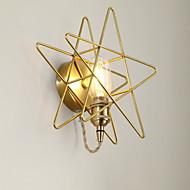 billige Taklamper-Kreativ Enkel Vegglamper Soverom Metall Vegglampe 220-240V 40 W