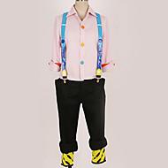 קיבל השראה מ טוקיו ר 'ול ג'וזו סוזויה אנימה תחפושות קוספליי חליפות קוספליי עכשווי חולצה / עליון / מכנסיים עבור בגדי ריקוד גברים / בגדי ריקוד נשים