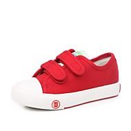 fccf13f21 Chica Zapatos Tela Primavera   Otoño Confort Zapatillas de deporte para  Niños   Adolescente Blanco   Negro   Rojo