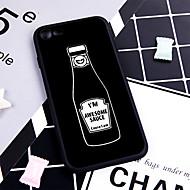 Etui Käyttötarkoitus Apple iPhone XS / iPhone XR Kuvio Takakuori Piirretty Pehmeä TPU varten iPhone XS / iPhone XR / iPhone XS Max