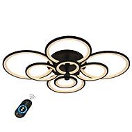 voordelige Plafondverlichting & Ventilatoren-Ecolight™ Lineair Plafond Lampen Sfeerverlichting Geschilderde afwerkingen Metaal Acryl Dimbaar, LED 110-120V / 220-240V Warm Wit / Koud wit / Dimbaar Met Afstandsbediening