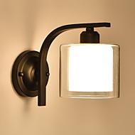 billige Vegglamper-Nytt Design Moderne Moderne Vegglamper Soverom Metall Vegglampe 220-240V 40 W