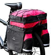 ROSWHEEL 60 L ตะกร้าของจักรยาน / กระเป๋าใส่ลำตัวจักรยาน กระเป๋าใส่ลำตัวจักรยาน 3 ใน 1 กันน้ำ กันน้ำฝน Bike Bag 600D Ripstop Bicycle Bag Cycle Bag ปั่นจักรยาน ออกกำลังกายกลางแจ้ง