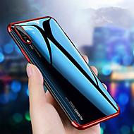 Θήκη Za Huawei Huawei P30 / Huawei P30 Pro Pozlata / Ultra tanko / Prozirno Stražnja maska Jednobojni Mekano TPU za Huawei P20 / Huawei P20 Pro / Huawei P20 lite