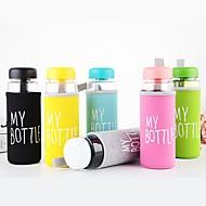 500 ml vizes palack vízmelegítő, szivárgásmentes utazási sport számára