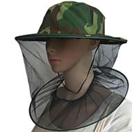 헤드웨어 안티 곤충 / 모기&해충 퇴치 32*32*40 cm 캠핑 위장
