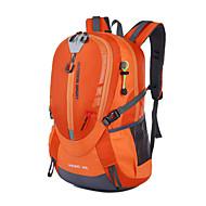 แบ็คแพ็ค 40 L - Portable Dust Proof สวมใส่ได้ กลางแจ้ง แคมป์ปิ้ง & การปีนเขา การตกปลา การปีนหน้าผา ไนลอน แดง สีเขียว ฟ้า