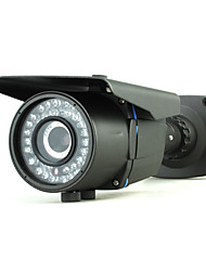 cheap -1/3 Inch CCD 600TVL IR CCTV Camera Surveillance Camera for Home Safety