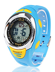 Silicone Band EL LED Wrist Watch(Blue) Cool Watches Unique Watches