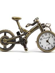 Недорогие -нержавеющей стали карманные часы с брелок