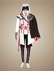billige -Ezio cosplay kostume