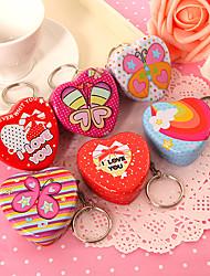 Недорогие -День рождения / Вечеринка для будущей матери Партия выступает и Подарки - Фавор контейнер Жестянка Сад / Классика / Сердце
