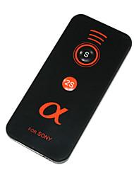 ソニーNEX-5 A580 A560 A550 A500 A450 A900 A700のためのIRリモートコントロール