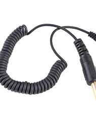 6,35 mm la masculin Flash PC cablu cablu de sincronizare cu șurub de blocare 1m