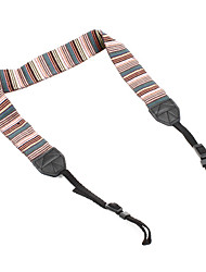 cheap -Colorful Camera Strap for SLR