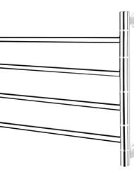 baratos -40w braço oscilante parede circular warmmer toalha tubo de secagem cremalheira