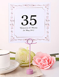cheap -Personalized Square Table Number Card - Linking